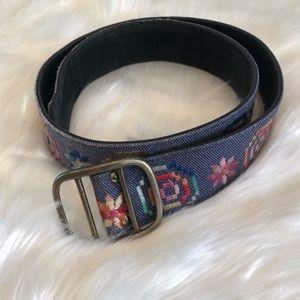 Vintage Aztec Belt
